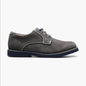 Florsheim Boys Suede Shoes, Kearny jr